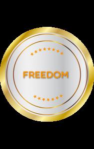 freedom f